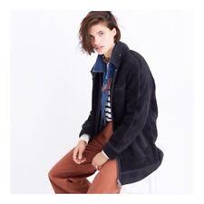 Madewell Sherpa City Grid Coat Orig. $258 Size L