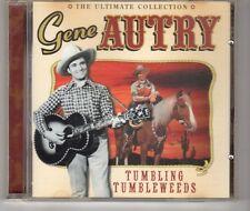 (HG808) Gene Autry, Tumbling Tumbleweeds - 1998 CD