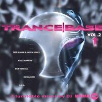 Trance Base 2 (1999, mixed by DJ Michael MB) York, Axel Konrad, Mario P.. [2 CD]