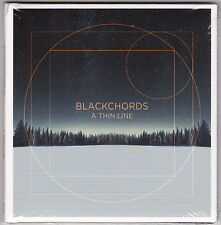 Blackchords - A Thin Line - CD (3727174 ABC 2013 Brand New Sealed)