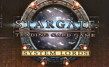 STARGATE CCG TCG SYSTEM LORDS Mansfield SG-17 Commander #098 FOIL