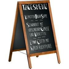 Menu Board Blackboard Gastronomy Saro Model Ivar Blackboard