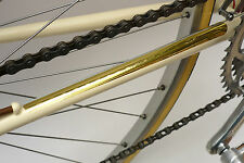 Raleigh Chrome Vinyl Chainstay Protector Velobitz Repro