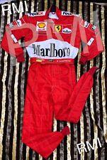 F1 Michael Schumacher 2001 Printed Racing suit