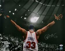 Patrick Ewing Signed New York Knicks  8x10 Signed Photo Reprint