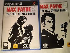 PS2 PS3 MAX PAYNE 2 PLAYSTATION 2 MAX PAYNE 2 PS2