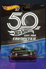 2018 Hot Wheels 50th Anniversary Favorites '69 VOLKSWAGEN Squareback