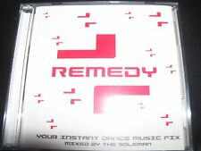 Remedy Mixed By Soleman Various Dance 2 CD – Like New