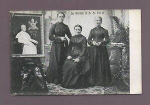 Die Schwestern Des Papst Pie X (K8306)