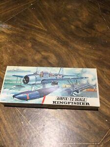 Rare Airfix 1/72 Vought OS2U Kingfisher Floatplane New Series 2 #251