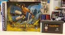 Manuale Game Boy GameBoy Advance PRINCE OF PERSIA THE SANDS OF TIME AGB-BPYP-EUR