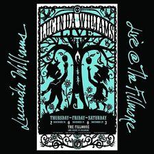 Williams Lucinda - Live @ The Fillmore - 2 CD Nuovo Sigillato