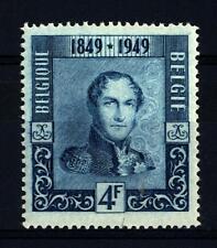 BELGIUM - BELGIO - 1949 - Centenario del francobollo belga