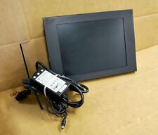 Modgraph Industrial FP-AM12TV,  LCD Monitor, 12V, 1.3 A, 16 watts - USED