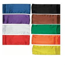 Kung Fu Tai Chi Sash Belt All Colors Available