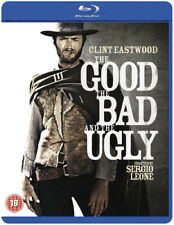 The Good, the Bad and the Ugly DVD (2014) Clint Eastwood ***NEW***
