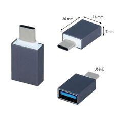 Adaptateur OTG On The Go USB-C Pour BLACKBERRY KEYone