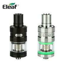 On SALE!Authentic Eleaf LYCHE Tank (RBA) 4ML Capacity  silber silver
