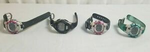 Lot of 4 Ladies TIMEX Sport Watches Watch Lot