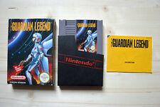 NES - The Guardian Legend - (OVP, mit Anleitung)