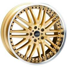 "20"" VERSUS  ENDURO GOLD WHEEL RIM COMMODORE VE VF PRE-VE BMW 3 5 7 STATESMEN ETC"