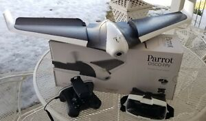 Parrot Disco with Skycontroller2 FPV Set -plus Camera Accessory Mounts