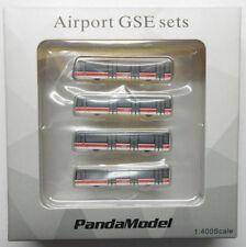 1/400 PandaModel Airport GSE sets - HAINAN AIRLINES airport shutt