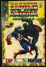 Tales of Suspense #98 VF/NM   Captain America vs Black Panther