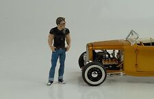 Greasers Buddy Figur Figurines Figuren 1:18 Figures American Diorama / no car