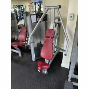 Life Fitness Signature Series Chest Press - Commercial Gym Equipment