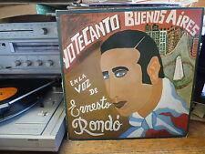 ernesto Rondo : yo te canto buenos aires - eva records  EVP 601.007