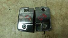 00 Yamaha XV250 XV 250 Virago Rear Back Engine Cylinder Head Covers