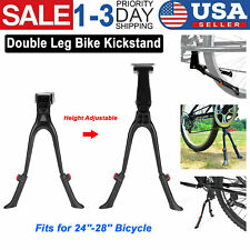 for Bike 24 Alloy Adjustable Height Rear Side Bicycle Stand BV Bike Kickstand