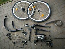 e bike Fisher 28 zoll Herren gebraucht Konvolut Fahrradteile guter Zustand