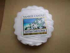 Yankee Candle Usa Rare Tahitian Tiarre Flower Wax Tart