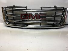 2007 - 2013 GMC SIERRA 1500 FRONT GRILL GRILLE CHROME  2008 2009 2010 2011 2012