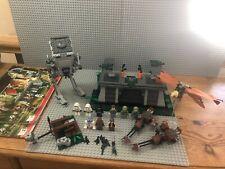 LEGO Star Wars Battle of Endor Set 8038 - Retired Set 100% complete VGC