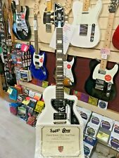 Supro David Bowie 1961 'Dual Tone' Hard Tail+Gig Bag.Limited Edition 367 of 400