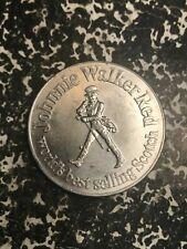 1971 Johnnie Walker Red San Diego Changers Schedule Token Lot#L5219
