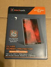 BlackWeb Glass Screen Protector for iPad Pro 10.5 new in box