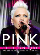 Pink: Still On Fire DVD (2013) Pink ***NEW***