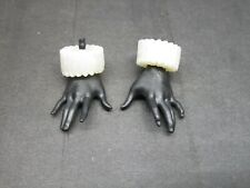 New Ever After High Doll Hands Black Bunny Blanc Replacement Parts Right Left