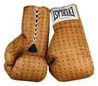 MCM Visteos Coated Canvas Everlast Boxing Gloves Limited Edition