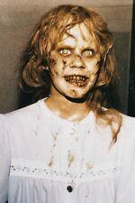 Linda Blair On Set Smiling In Devil Make Up The Exorcist 11x17 Mini Poster