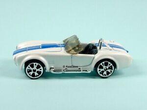 MATCHBOX / 1965 Shelby Cobra 427 S/C (White) / No packaging.