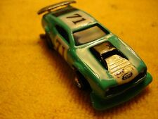 Vintage Lionel Shelby Mustang Ho slotless car offered by Mth