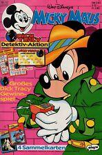 Micky Maus Heft Nr. 42 | 11.10.1990 | Trick-Karten | W. Disney | Neu | MM15