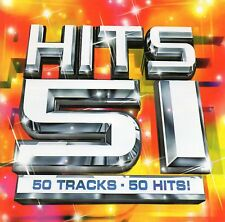Hits 51 - Various Artists (CD 2001)
