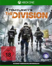 Microsoft XBOX - One XBOne Spiel ***** Tom Clancy´s The Division *****NEU*NEW*18