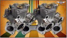 Twin 40 DCOE FAJS sidedraft carburettor set for Nissan Datsun A12 120Y 1200